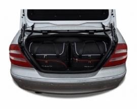 MERCEDES-BENZ CLK CABRIO 2002-2010 | CAR BAGS SET 4 PCS