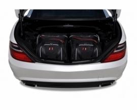 MERCEDES-BENZ SLK 2011-2015 | CAR BAGS SET 2 PCS