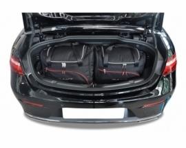 MERCEDES-BENZ E CABRIO 2017+ | CAR BAGS SET 4 PCS