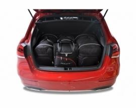 MERCEDES-BENZ A HATCHBACK 2018+ | CAR BAGS SET 4 PCS