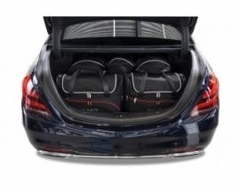 MERCEDES-BENZ S 2013+ | CAR BAGS SET 5 PCS