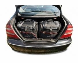 MERCEDES-BENZ CLK 2002-2010 | CAR BAGS SET 4 PCS