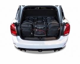 MINI COUNTRYMAN PLUG-IN HYBRID 2017+   CAR BAGS SET 4 PCS