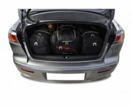 MITSUBISHI LANCER LIMOUSINE 2007-2016 | CAR BAGS SET 4 PCS
