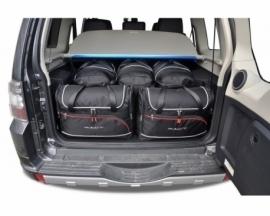 MITSUBISHI PAJERO 2006+ | CAR BAGS SET 5 PCS