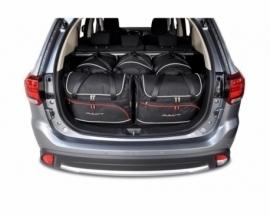 MITSUBISHI OUTLANDER 2012+ | CAR BAGS SET 5 PCS
