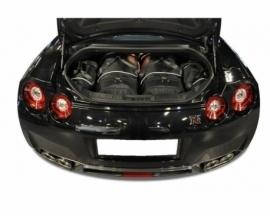 NISSAN GT-R 2007+   CAR BAGS SET 4 PCS