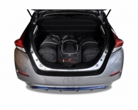 NISSAN LEAF ELECTRIC 2017+   CAR BAGS SET 4 PCS