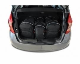 NISSAN NOTE 2013-2016   CAR BAGS SET 3 PCS