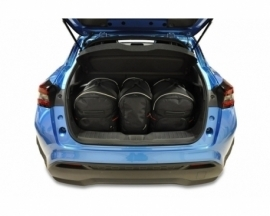 NISSAN JUKE 2019+   CAR BAGS SET 3 PCS