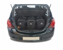 OPEL CORSA 2014-2019 | CAR BAGS SET 3 PCS
