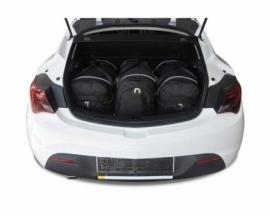 OPEL ASTRA GTC 2011-2015 | CAR BAGS SET 3 PCS