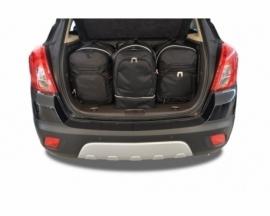 OPEL MOKKA / MOKKA X 2012+ | CAR BAGS SET 3 PCS