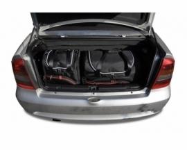 OPEL ASTRA CABRIO 1998-2009 | CAR BAGS SET 4 PCS