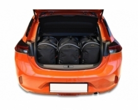OPEL CORSA 2019+ | CAR BAGS SET 3 PCS