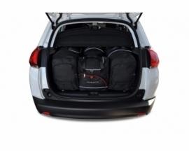 PEUGEOT 2008 2013-2019   CAR BAGS SET 4 PCS