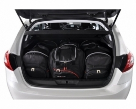 PEUGEOT 308 HATCHBACK 2013+   CAR BAGS SET 4 PCS