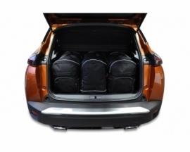 PEUGEOT 2008 2019+   CAR BAGS SET 3 PCS