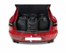 PORSCHE MACAN 2013+   CAR BAGS SET 4 PCS