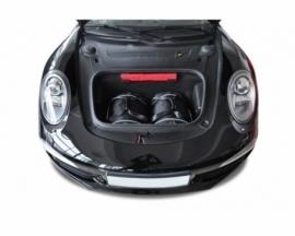 PORSCHE 911 CARRERA 4 2012-2015 | CAR BAGS SET 2 PCS