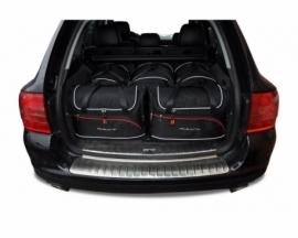 PORSCHE CAYENNE 2002-2010   CAR BAGS SET 5 PCS