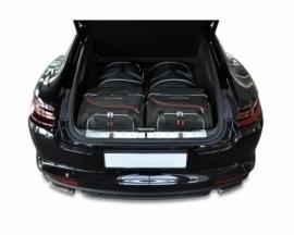 PORSCHE PANAMERA 2016+   CAR BAGS SET 4 PCS