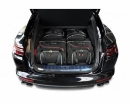 PORSCHE PANAMERA ST E-HYBRID 2017+   CAR BAGS SET 4 PCS