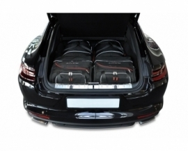PORSCHE PANAMERA E-HYBRID 2016+   CAR BAGS SET 4 PCS