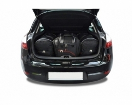 RENAULT MEGANE HATCHBACK 2008-2015   CAR BAGS SET 4 PCS