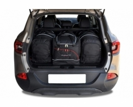 RENAULT KADJAR 2015+   CAR BAGS SET 4 PCS