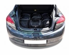 RENAULT MEGANE COUPE 2008-2016   CAR BAGS SET 4 PCS