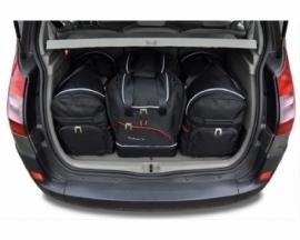 RENAULT SCENIC 2003-2009   CAR BAGS SET 4 PCS