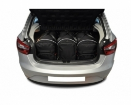 SEAT IBIZA HATCHBACK 2008-2017 | CAR BAGS SET 3 PCS