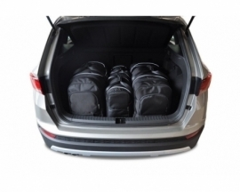 SEAT ATECA 2016+ | CAR BAGS SET 4 PCS