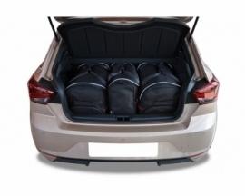 SEAT IBIZA HATCHBACK 2017+ | CAR BAGS SET 3 PCS