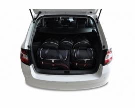 SKODA FABIA KOMBI 2014+   CAR BAGS SET 5 PCS