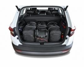 SKODA KAROQ 2017+   CAR BAGS SET 4 PCS