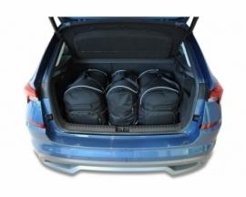 SKODA KAMIQ 2019+   CAR BAGS SET 3 PCS