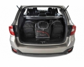 SUBARU OUTBACK 2015+ | CAR BAGS SET 4 PCS