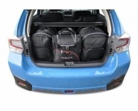 SUBARU XV 2012-2017 | CAR BAGS SET 4 PCS