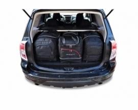 SUBARU FORESTER 2008-2013 | CAR BAGS SET 4 PCS