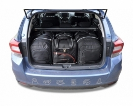 SUBARU IMPREZA 2017+ | CAR BAGS SET 4 PCS