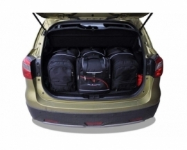 SUZUKI SX4 S-CROSS 2013+   CAR BAGS SET 4 PCS