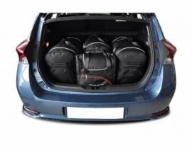 TOYOTA AURIS 2013+   CAR BAGS SET 4 PCS