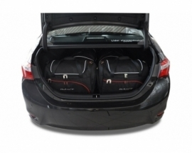 TOYOTA COROLLA LIMOUSINE 2013+   CAR BAGS SET 4 PCS