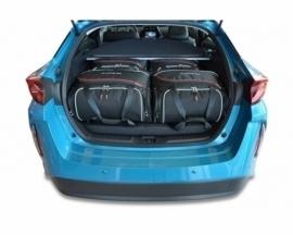 TOYOTA PRIUS PLUG-IN 2016+   CAR BAGS SET 4 PCS