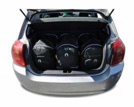 TOYOTA COROLLA HATCHBACK 2001-2009   CAR BAGS SET 3 PCS