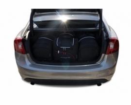 VOLVO S60 2010-2018   CAR BAGS SET 4 PCS