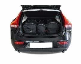VOLVO V40 CROSS COUNTRY 2012+   CAR BAGS SET 3 PCS