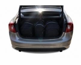 VOLVO S60 2010-2019   CAR BAGS SET 4 PCS